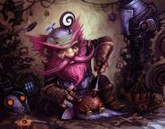Gnome ingénieur