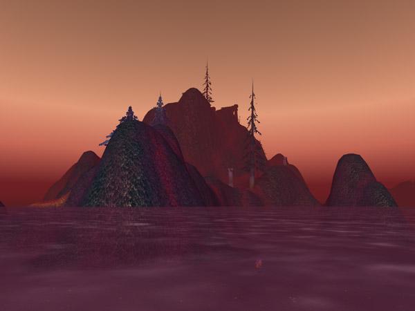 Wyspa Krwawej Klątwy