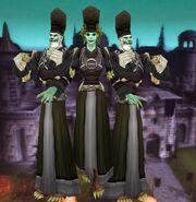 Dark clerics
