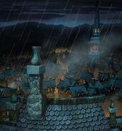 Ville de Gilnéas Hearthstone