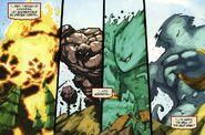 Elementals Comic