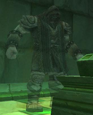 Gardien du savoir de Norgannon