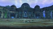 WoW Legion Валь'шара Скриншот 36