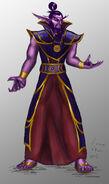 Seigneur xavius Haut conseiller de la reine azshara par arcane villain
