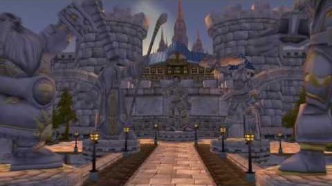 World of Warcraft - Human Intro