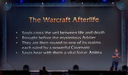 Warcraft Afterlife Blizzcon 2019