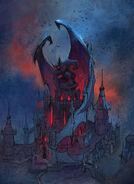 World of Warcraft Shadowlands Художественная работа 16