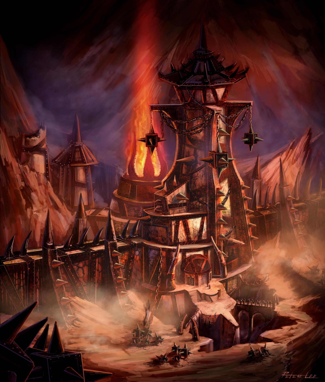 Citadelle des Flammes infernales