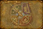 Carte Ville de Gilnéas