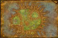 Teldrassil map Classic.jpg