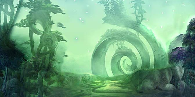 Rêve d'Émeraude