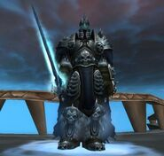 The Lich King (Ebon Hold)
