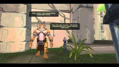 ▶ World of Warcraft - Uldum quest guide! - TGN