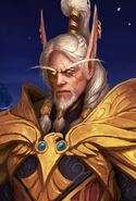 """Lor'themar Theron - """"A moment in Verse"""""""