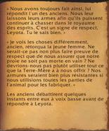 Héritage de Leyota 2