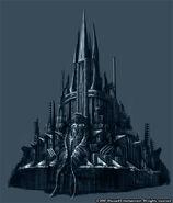 Icecrown Citadel Art Peter Lee 2