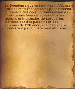 L'invasion de Draenor (livre)