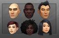 Character customization 4