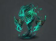 World of Warcraft Shadowlands Художественная работа 18