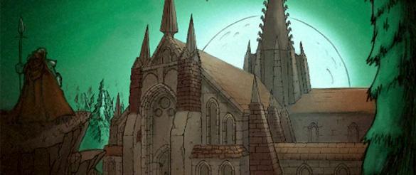 Monastère Écarlate (Histoire)