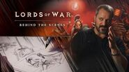 Lords of War Behind the Scenes - Art
