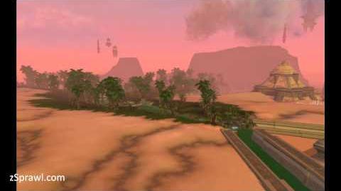Unfinished Uldum HD - World of Warcraft Cataclysm