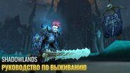 Shadowlands руководство по выживанию