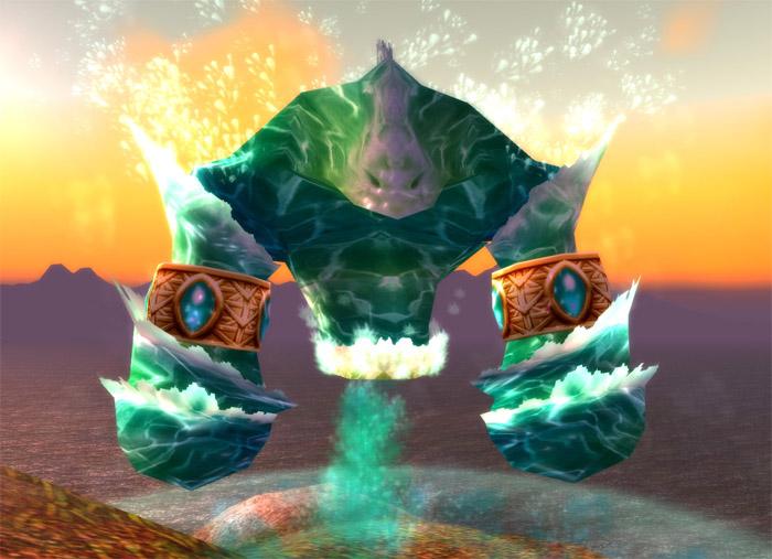 Seigneurs des Eaux Hydraxiens