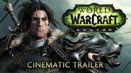 World of Warcraft- Legion Cinematic Trailer