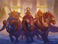 Council of Three Hammers TCG