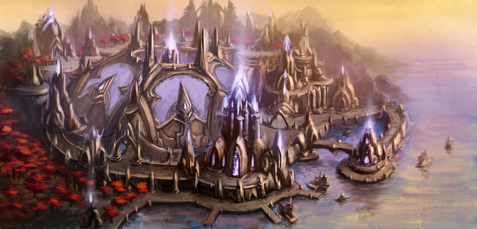 Shattrath (Warlords of Draenor)