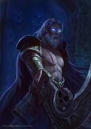 Tirion DK par Leossart