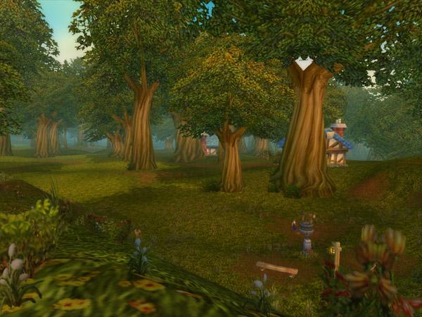 Элвиннский лес