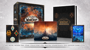 Shadowlands Collector's Edition Physical goodies