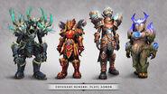 World of Warcraft Shadowlands Скриншот 10