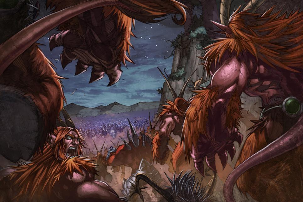 Guerre des Satyres