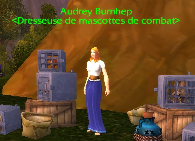 Audrey Burnhep