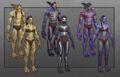 Character customization 1