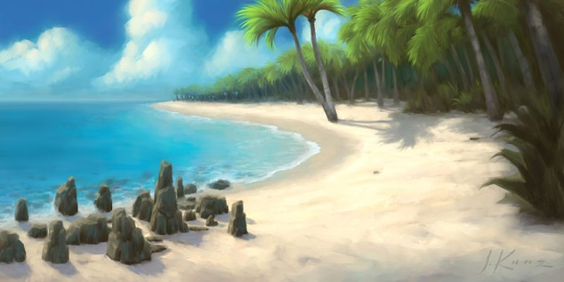 Затерянные острова