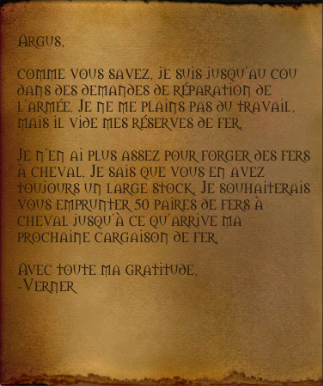 Note de Verner
