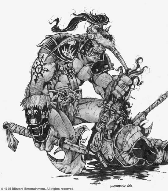 La chute du royaume d'Azeroth