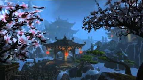 World of Warcraft Mists of Pandaria Zone Previews