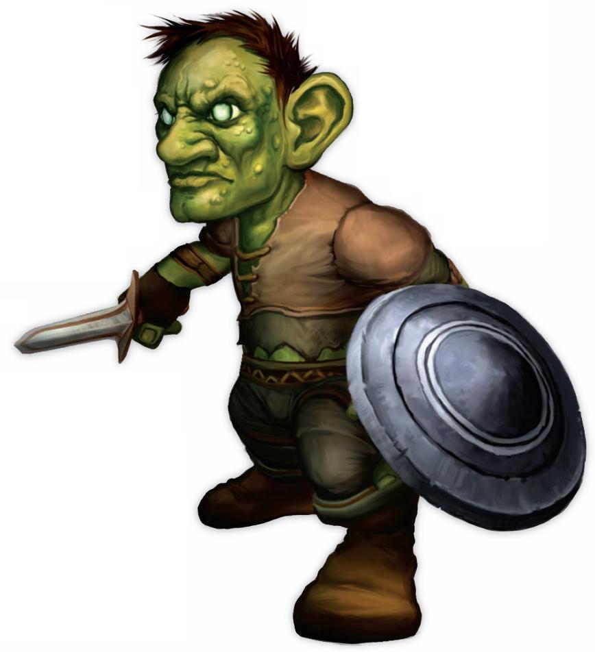 Gnome lépreux