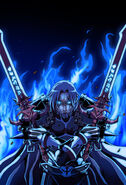 Couverture Death Knight
