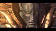 Warcraft Lore Archimonde Destroys Dalaran