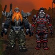 Dark-Iron Dwarves