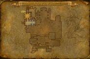Carte Sommet du Pic Rochenoire