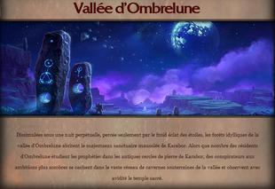 Vallée d'Ombrelune