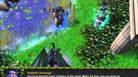 Warcraft 3 - The Frozen Throne - Terror of the Tides - Finale - A Parting of Ways