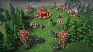 Gameplay-Trailer von Warcraft III Reforged (DE)
